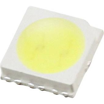 HighPower LED Cold white 700 mW 21 lm 120 °