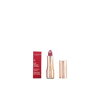 Clarins Joli Rouge Brillant Fig 3.5gr New Make Up Womens Sealed Boxed