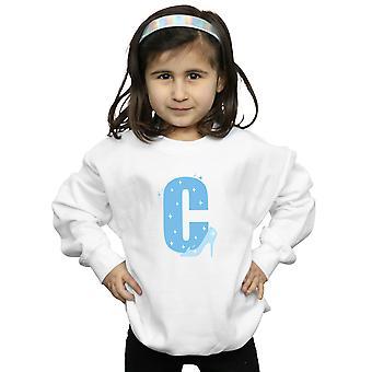 Disney Girls Alphabet C Is For Cinderella Sweatshirt