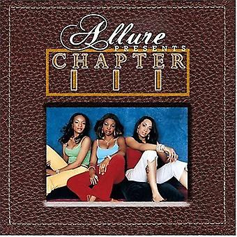 Allure - kapitel 3 [CD] USA importerer