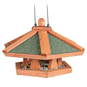 Trixie Feeder Birds Natura, Ø 42 × 24 Zoll, Pine Wood