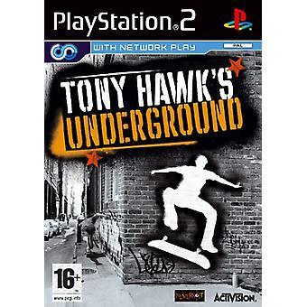 Tony høge Underground (PS2)