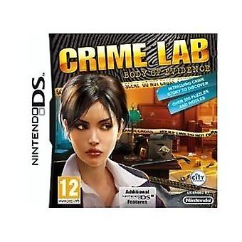 Crime Lab Body Of Evidence (Nintendo DS)