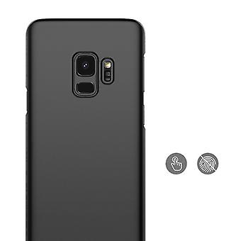 Matte black stylish covers for Samsung Galaxy S9 +
