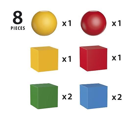 BRIO Magnetic Blocks 30123 wooden Toddler Toy