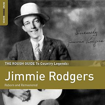 Rough Guide To Jimmie Rodgers par Jimmie Rodgers