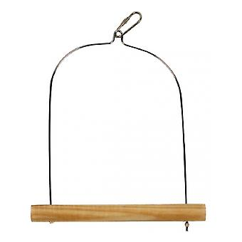 Duvo Columpio Madera Y Metal (Birds , Bird Cage Accessories , Swings)