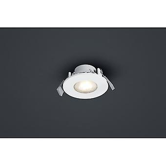 Trio Lighting Compo Modern White Aluminium Spot