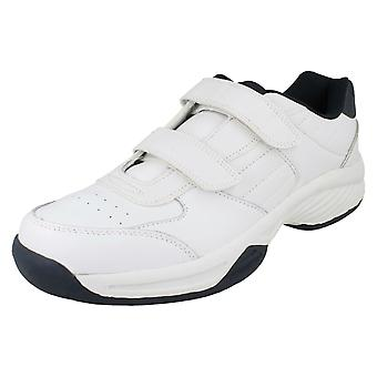 Mens Hi-Tec brett Casual Walking Trainers Legend EZ