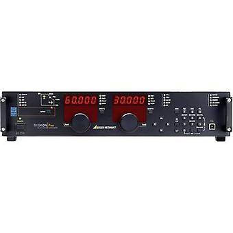 Gossen Metrawatt K346A Bench PSU (adjustable voltage) 0 - 60 Vdc 0 - 30 A 500 W Calibrated to DAkkS standards