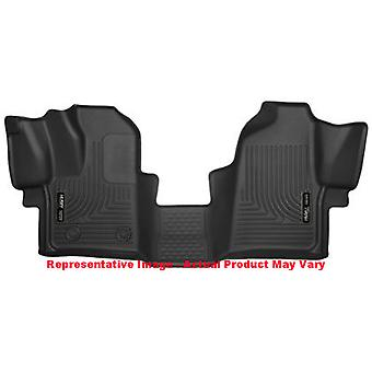 Husky Liners Floor Mats - X-act Contour 53481 Black Fits:FORD 2015 - 2015 TRANS