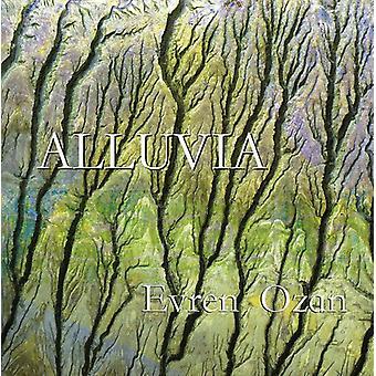 Evren Ozan - Alluvia [CD] USA import
