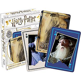 Harry Potter Dumbledore 52 Playing Cards (+ Jokers)