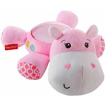 Fisher-Price Hippo Projection peluche sucette