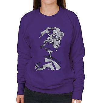 Madonna Wembley Stadium Blonde Ambition Tour 1990 Women's Sweatshirt
