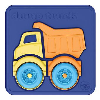 Green Toys Dump Truck 3D Jigsaw Puzzle 100% Recycled BPA Free