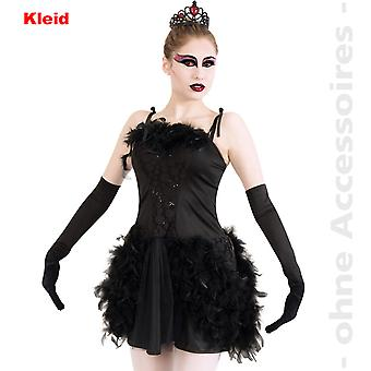 Black Swan costume dark Princess ladies Tutu spring dress ladies costume