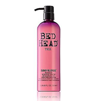 Tigi Bed Head Dumb Blonde Reconstructor for Damaged Hair 750ml
