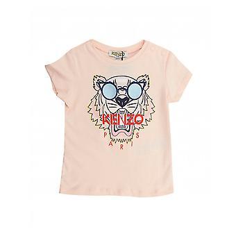 Kenzo Kids Sonnenbrille Tiger Print T-shirt