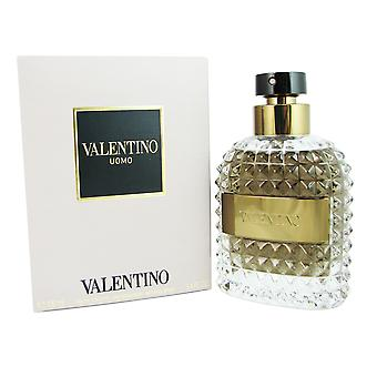 Valentino Uomo for Men by Valentino 3.4 oz Eau de Toilette SP