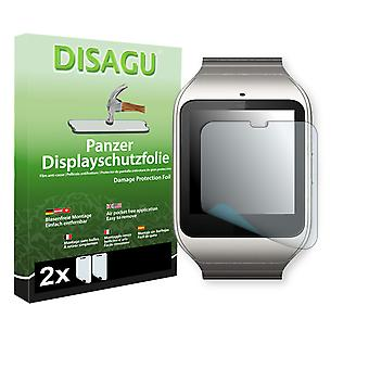 Sony SmartWatch 3 display - Disagu tank protector film protector (miniature sheet)