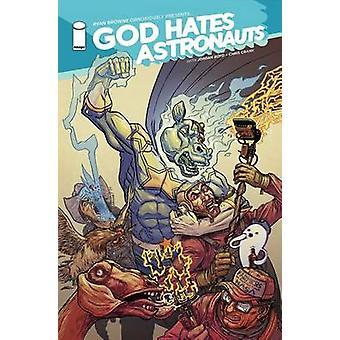 Dios odia a los astronautas - volumen 2 por Ryan Browne - Ryan Browne - 9781632
