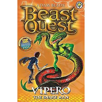 Vipero the Snake Man by Adam Blade - 9781846169915 Book