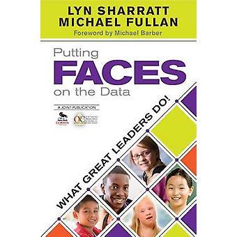 Poner caras en los datos - qué grandes líderes! por Sharratt Lyn D.