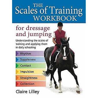 Escalas de livro de treinamento por Claire Lilley