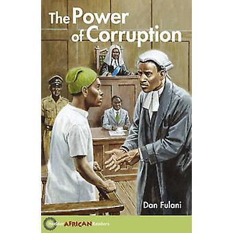 The Power of Corruption by Dan Fulani - John Hare - 9780340940341 Book