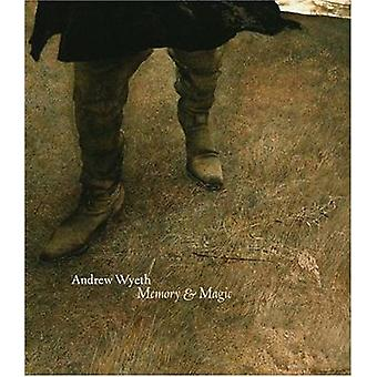 Andrew Wyeth - Memory and Magic by Anne Knutson - Kathleen Foster - Mi