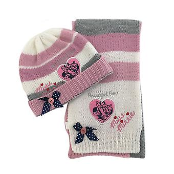 Disney Minnie Hat scarf-Multiple colors