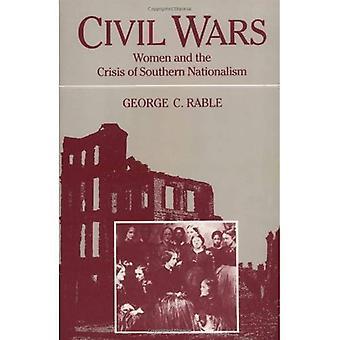 Bürgerkriege: Frauen und die Krise der südlichen Nationalismus (Frauen in der amerikanischen Geschichte)
