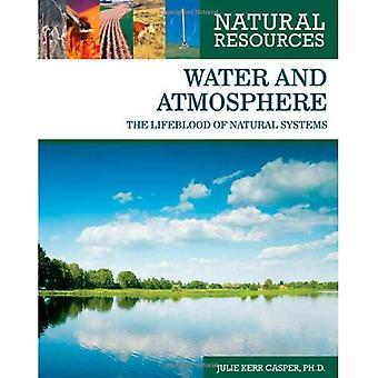 Vatten och atmosfär: livsnerven i naturliga system