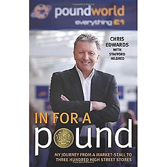 In for a Pound: My Journey from a Market Stall to Three Hundred High Street Stores