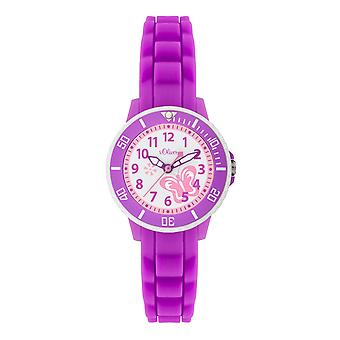 s.Oliver watch kids watch kids girl SO-3775-PQ