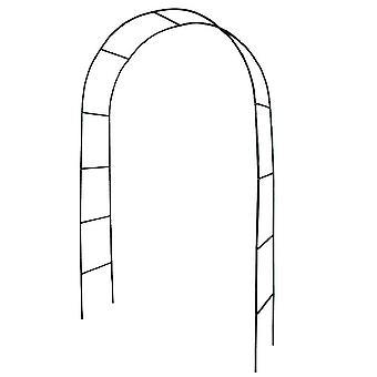 Arche arceau rosier treillis de jardin support pour plantes grimpantes 2008080