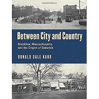 Entre ville et campagne: Brookline, Massachusetts, and the Origins of Suburbia