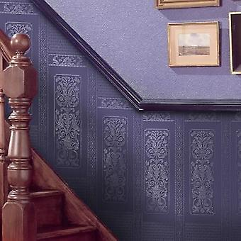 Paintable Wallpaper Paste The Wall Luxury Vinyl 10 Panels Per Roll Anaglypta Rococo