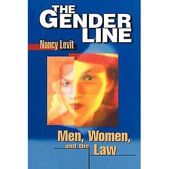 The Gender Line by Levit & Nancy