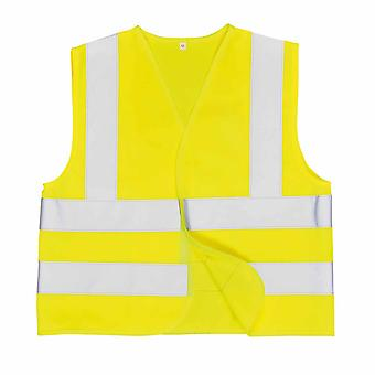 Portwest - Hi-Vis Junior Weste gelb Medium