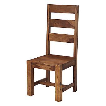 Nantes Solid Sheesham Chair  - A Pair