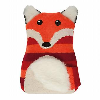 Aroma Home Knitted Huggable Hottie Body Warmer: Fox