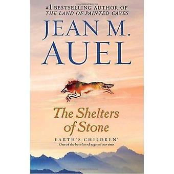 The Shelters of Stone by Auel - Jean M. - 9780553382617 Book