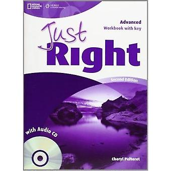 Just Right BRE Adv Work Book Without Key (2nd Revised edition) by Jer