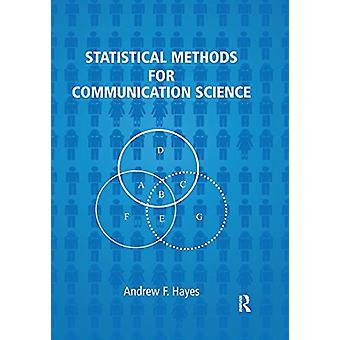Statistical Methods for Communication Science by Andrew F. Hayes - 97