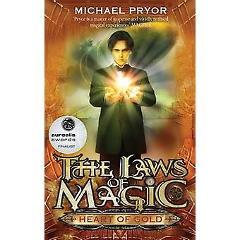 Heart of Gold by Michael Pryor - 9781864718638 Book