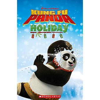 Kung Fu Panda Holiday-9781908351470 Book