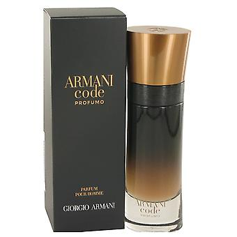 Armani Code Profumo by Giorgio Armani Eau De Parfum Spray 2 oz / 60 ml (Men)