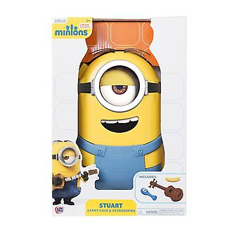 Minions Stuart Carry Case & Accessories With Musical Instruments